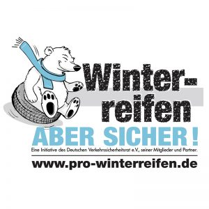 Logo der Initiative PRO Winterreifen